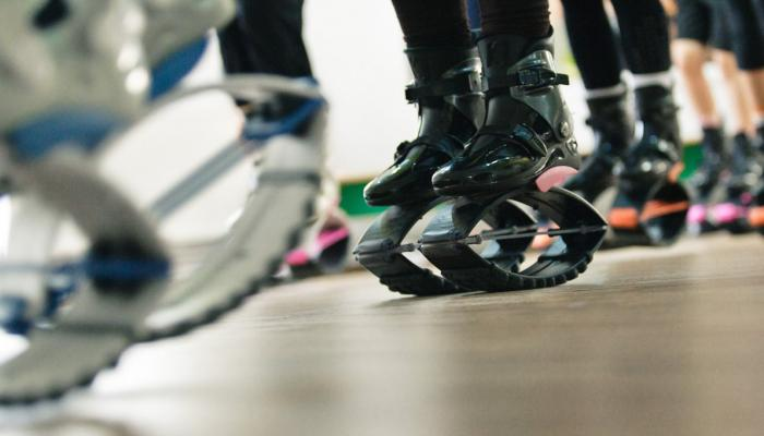 Kangoo Jumps тренировки в Pulse Fitness & SPA