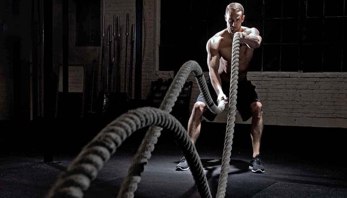 Crossfit тренировка в Pulse Fitness & SPA