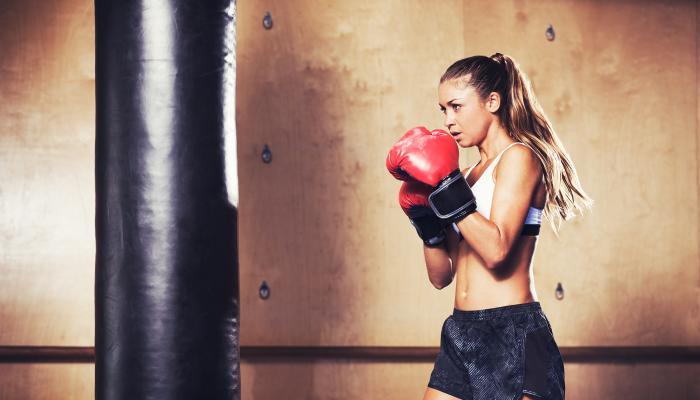 Cardio Box тренировки в Pulse Fitness & SPA