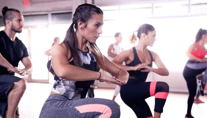 Pilates тренирoвки в Pulse Fitness & SPA