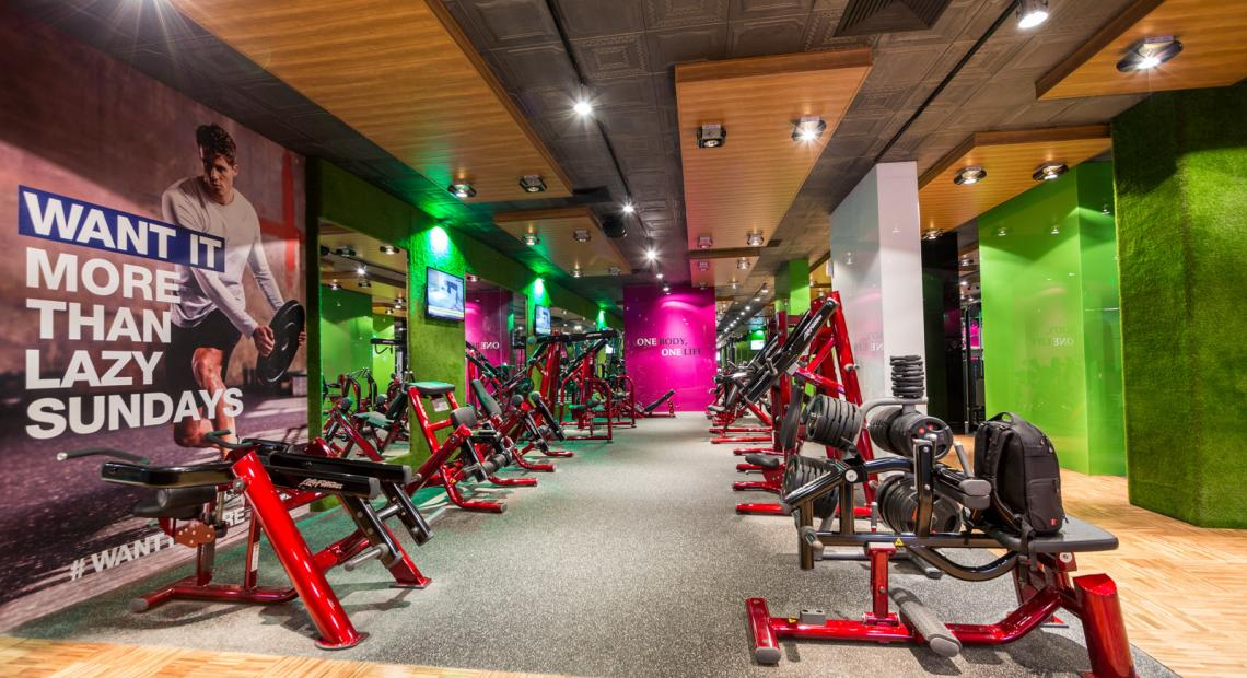 Pulse Fitness & Spa PLOVDIV