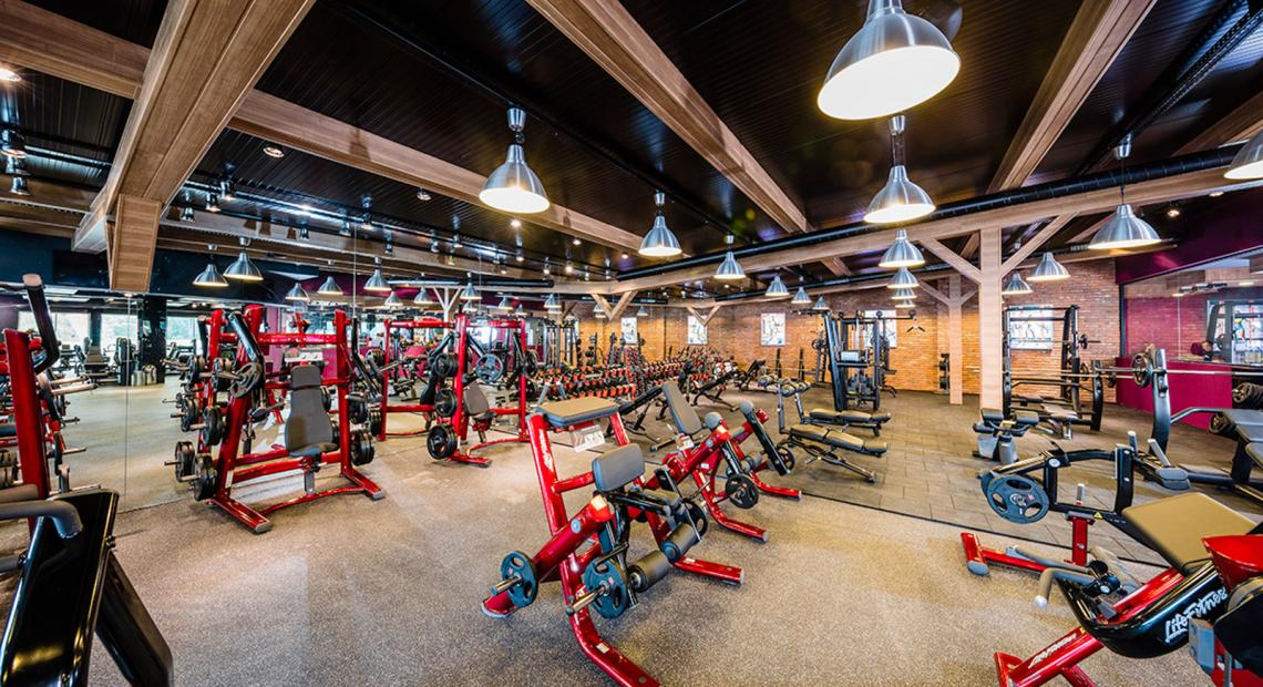 Pulse Fitness & Spa WEST PARK