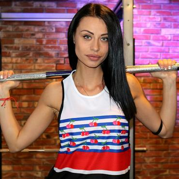 На фитнес с Маги Бадер в Pulse Fitness & Spa Platinium