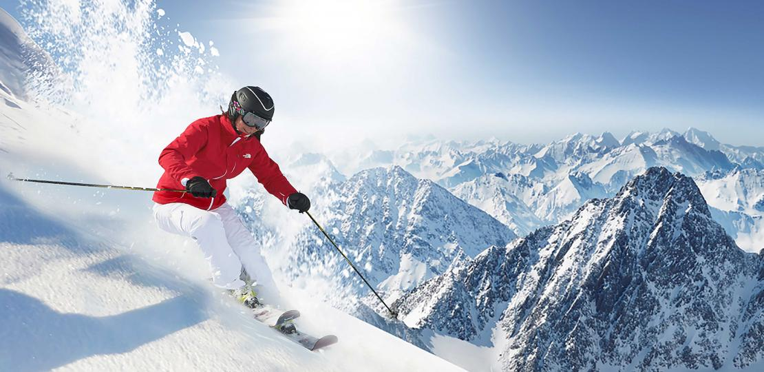 Какво да тренираме във фитнеса, за да сме уверени на ски пистата?
