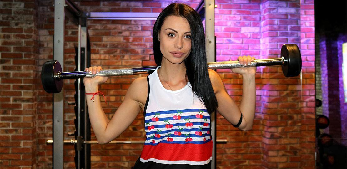 На фитнес с Маги Бадер в Pulse Fitness&Spa Platinum