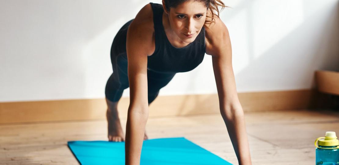 5 лесни 30-минутни кардио тренировки