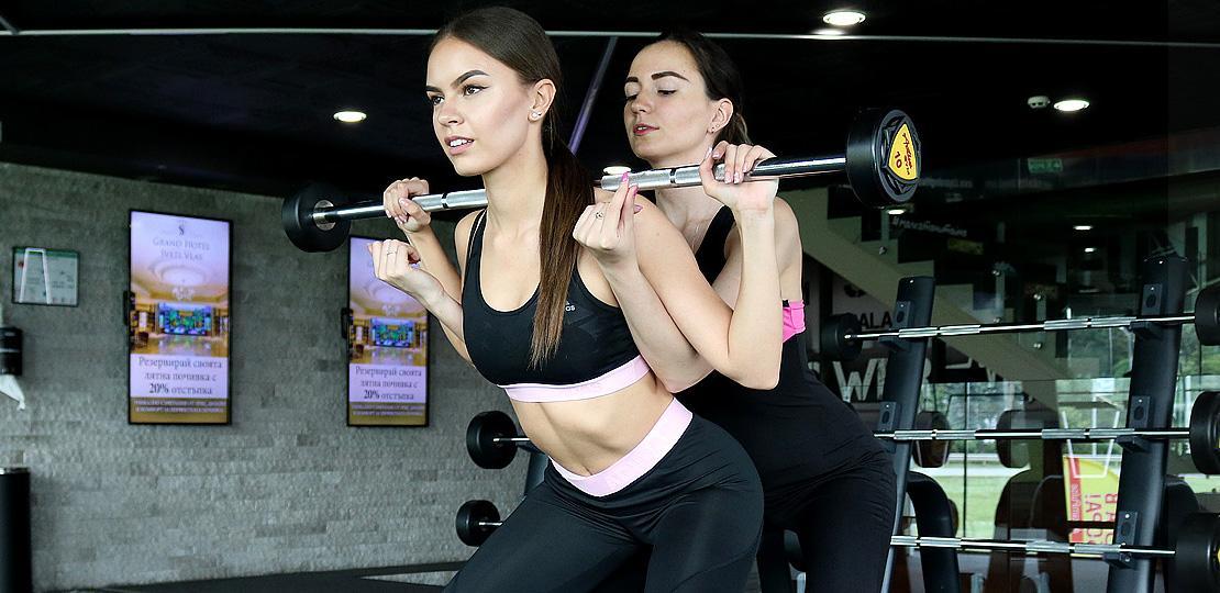 Предимства на тренировката с личен фитнес партньор (видео)