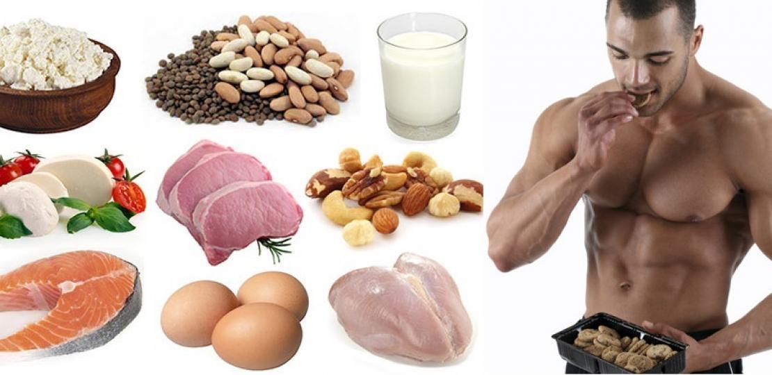 Турбо заякване с протеинова диета и силови тренировки