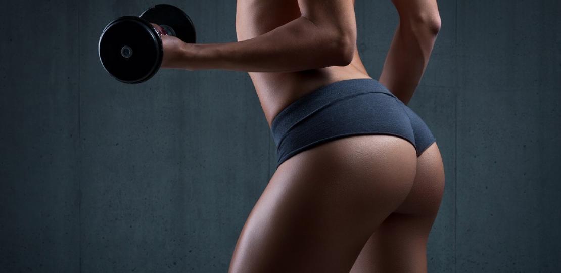 ТОП 5 упражнения за секси женско дупе