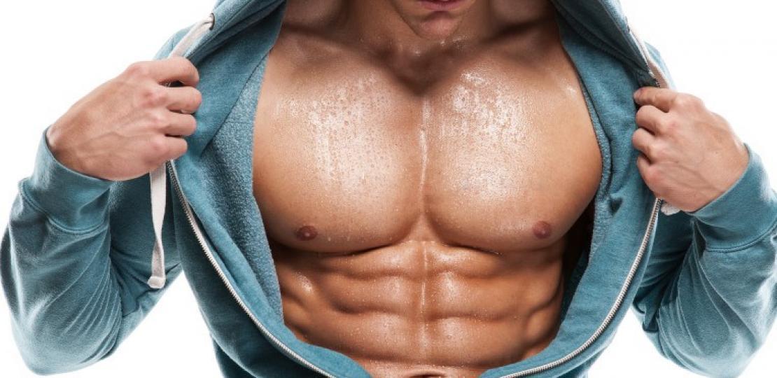 ТОП 5 упражнения за мъжки гърди