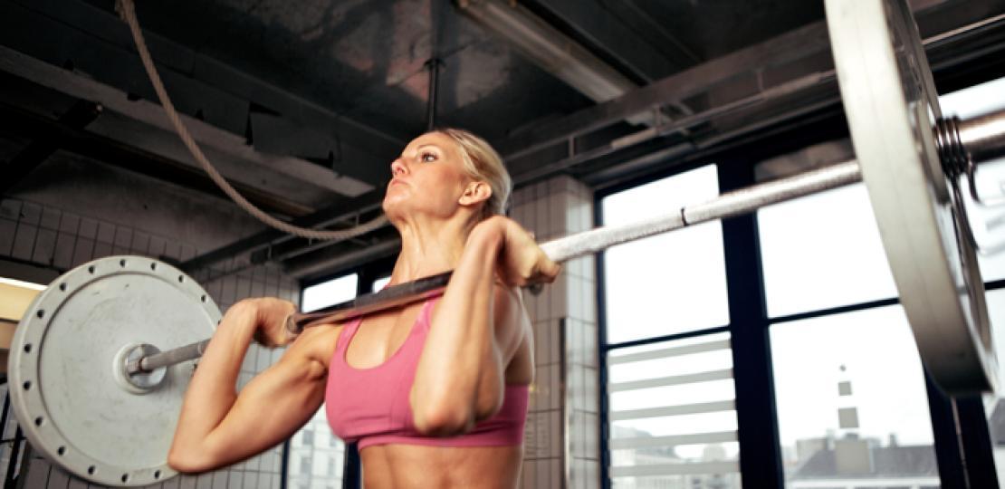 Тренировките с тежести за жени: митове и реалност