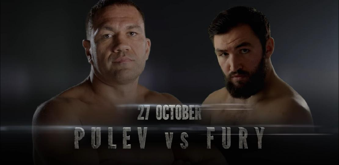 Pulse Fitness ще подкрепи Kубрат Пулев в мача му с Хюи Фюри