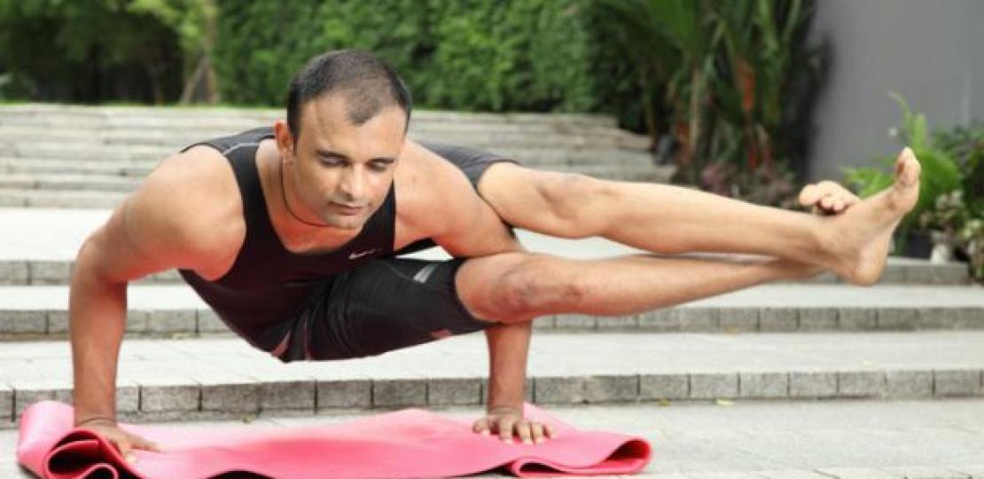 Йогата - пътешествие на тялото и душата