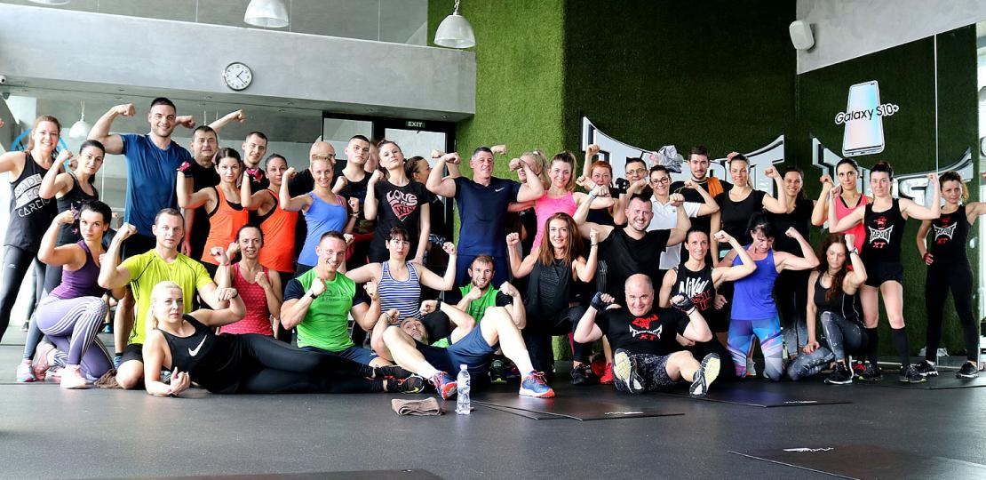 Pulse Fitness & Spa Bulgaria проведе мастър клас по Tapout