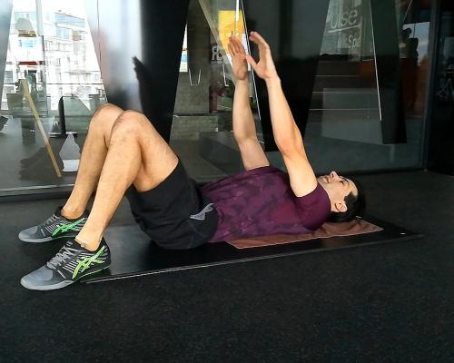Тренировка за корем за напреднали с Иван Бакларов