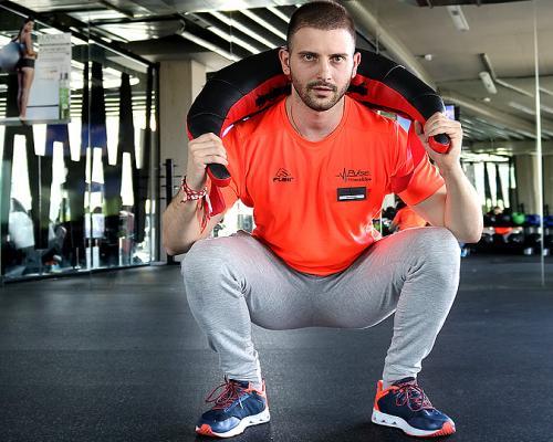 Тренировка за бедра и седалищни мускули с Bulgarian Bag