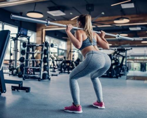 Жените и щангите: как да оформим фантастично тяло със силови тренировки