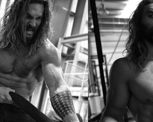 Иконите на фитнеса: Джейсън Момоа - съвети за оформяне на мъжествено и атлетично тяло