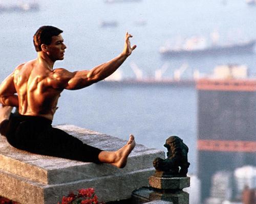 Иконите на фитнеса: Жан-Клод Ван Дам