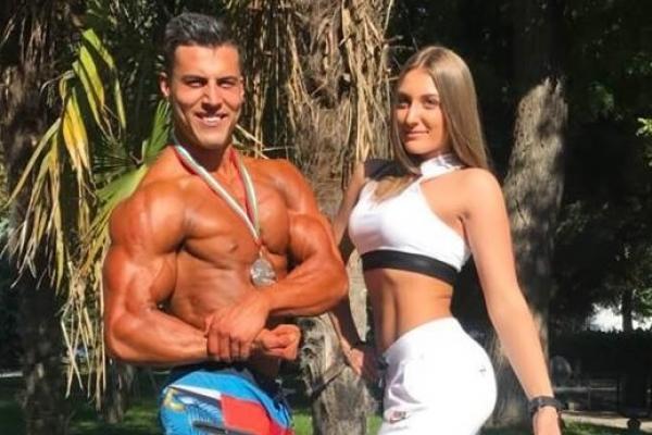 Георги Рабухчиев с второ място наДържавното първенство по бодибилдинг и фитнес