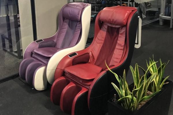 Масажни столове от премиум марката Rexton ще радват членовете на Pulse Fitness&Spa