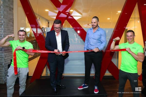 Pulse Fitness & Spa откри най-новия от клубовете на веригата - Pulse Fitness Energy Club