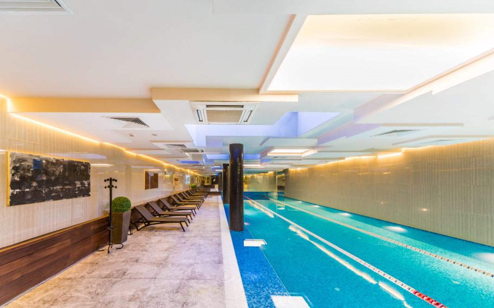 плувен басейн София
